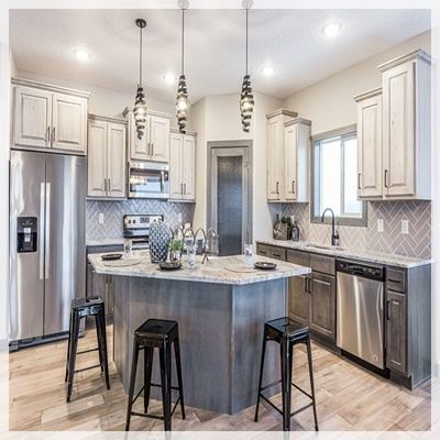 small galley kitchen ideas eat in kitchen ideas unique kitchen ideas in 2020 | Gray and white ...