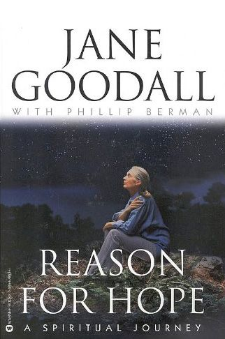 "Jane Goodall on Science and Spirit: The Iconic Primatologist Talks to Bill Moyers and Reads Her Poem ""The Old Wisdom"" 