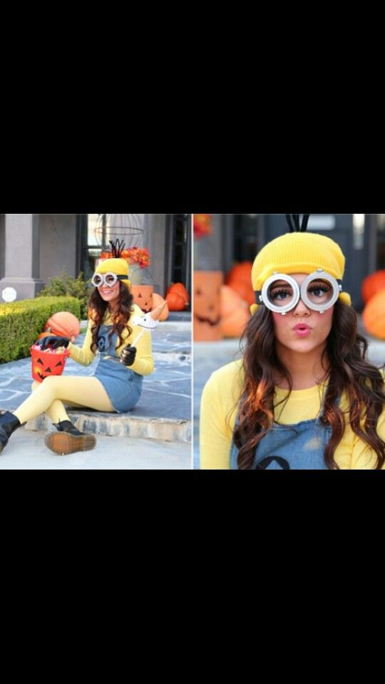 Minion outfit for woman