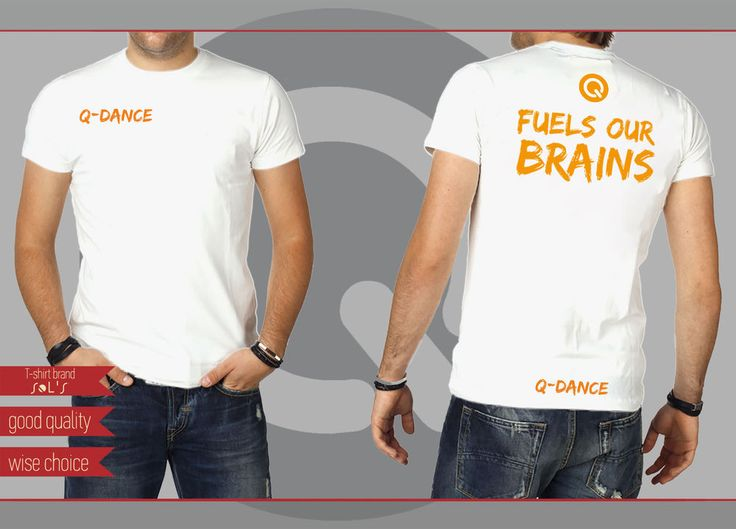 Q-DANCE HARDCORE HARDSTYLE FESTIVALS T-shirt White Size: S - XXL (QD616) #SOLS #QDANCEHARDCOREHARDSTYLEFESTIVALS
