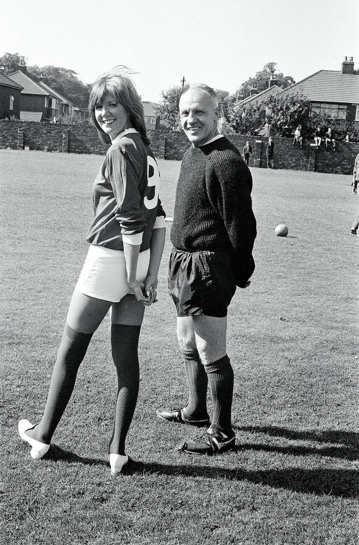 "Manager William ""Bill"" Shankly (Liverpool FC, 1959–1974)"