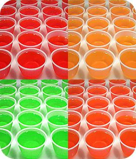 How To Make Halloween Jello Shots