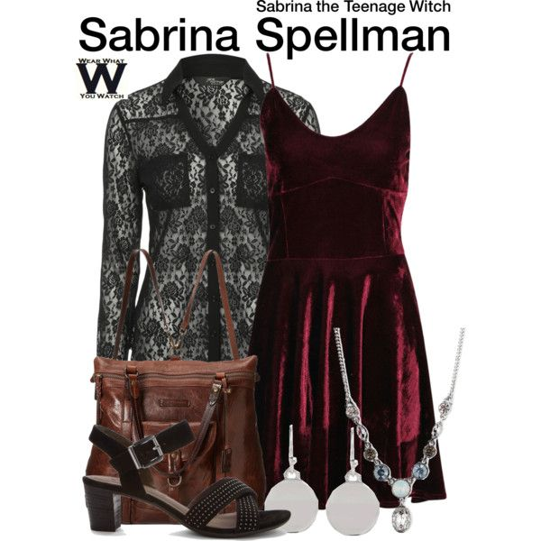 Inspired by Melissa Joan Hart as Sabrina Spellman on Sabrina the Teenage Witch.