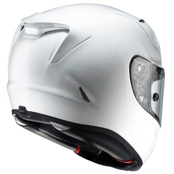 Caschi da moto Integrali HJC Helmets RPHA11 Metal / PRARL WHITE RYAN