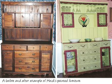 Painted Furniture Before And Ever After Pinterest