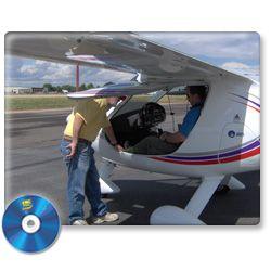Sport Pilot Flight Instructor Checkride Course - DVD for Windows - Guarantee you'll pass the FAA Sport Pilot Instructor Pilot Oral Exam & Practical Test.