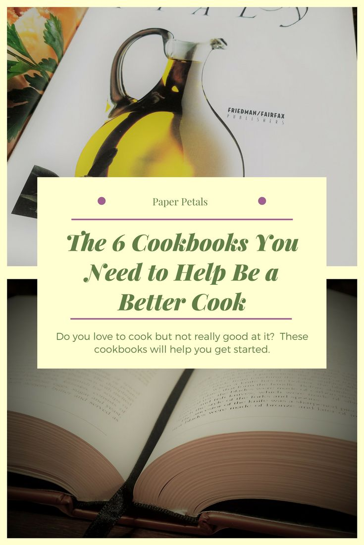 Find out what cookbooks will help you be a better cook in the kitchen.#cook #cookbook #kitchen #cooking #bolognesesauce