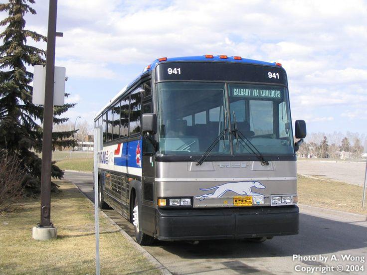 Canadian greyhound mci greyhound bus bus coach motorcoach