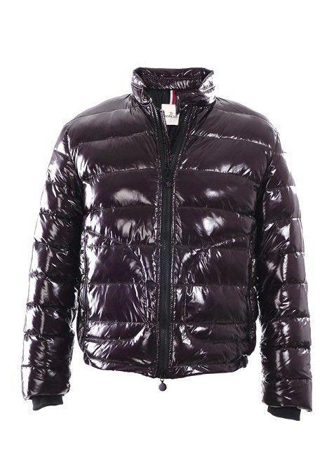 Various glamorous Moncler 2012 Acorus Men Down Jacket Dark Purple ...
