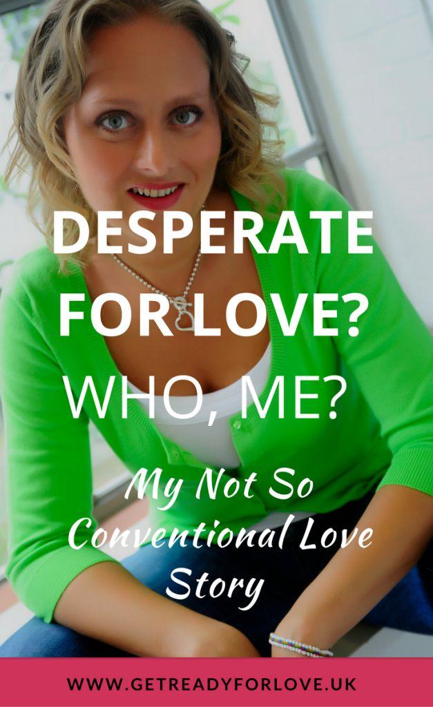 Is online dating desperate
