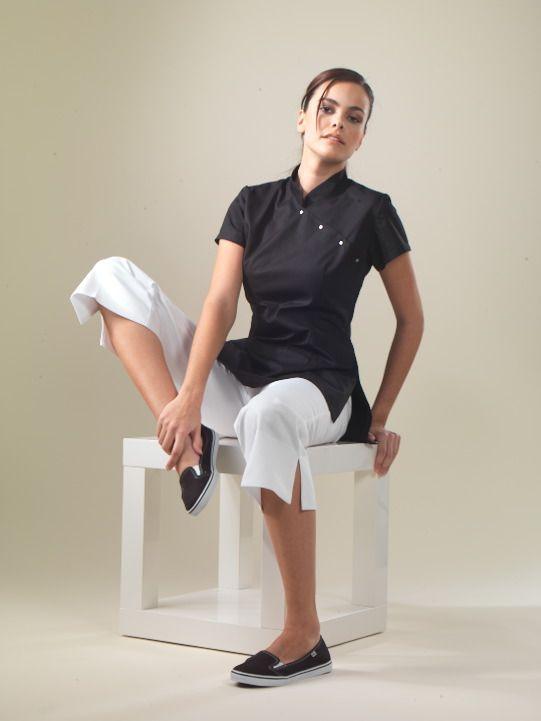 17 best ideas about spa uniform on pinterest salon wear for White spa uniform uk