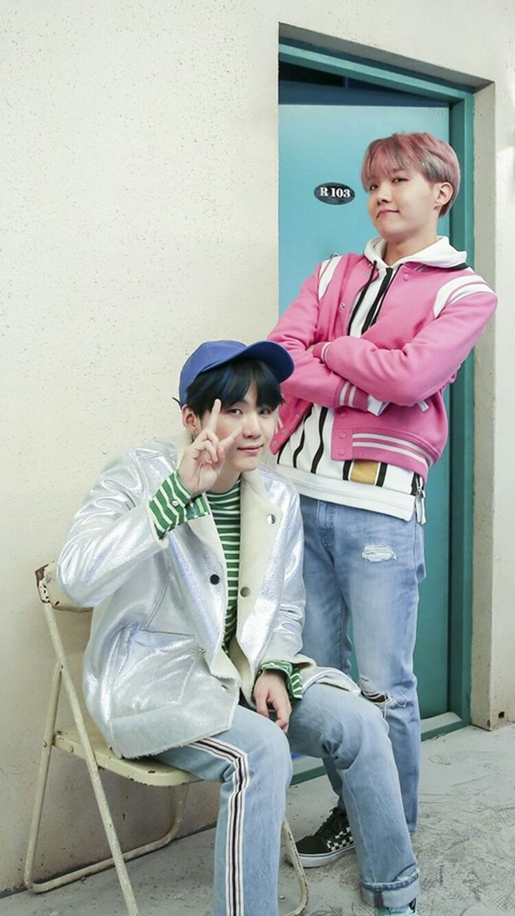 Vkook Cute Wallpaper Bts Spring Day Suga Amp J Hope Bts Yoonseok E Vkook