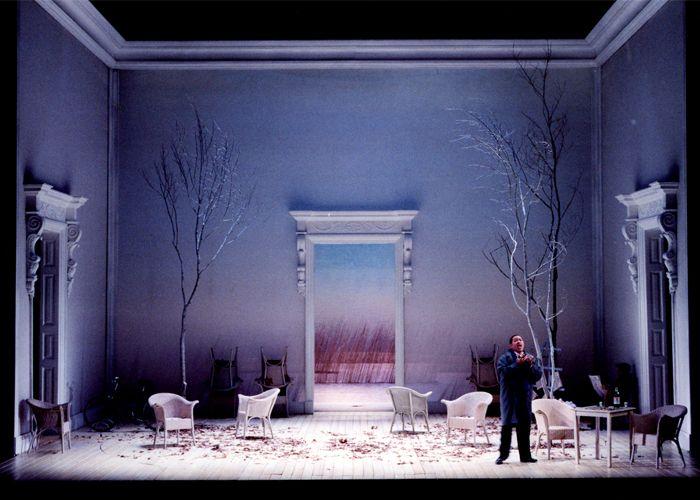 Opera Australia. Wether. Scenic design by Michael Yeargan. 2007