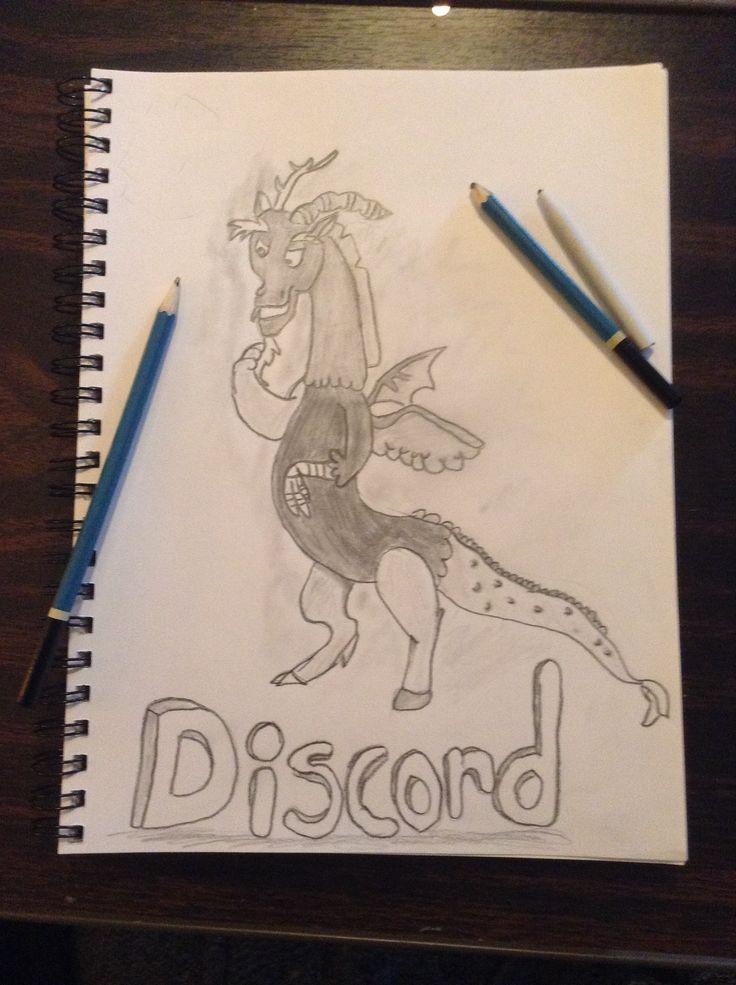 Discord by Bekah M age 12