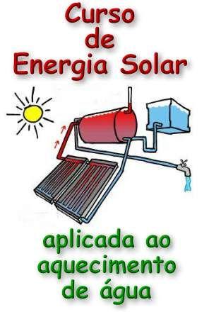Curso de energia solar aplicada ao aquecimento de água #mpsnet #conhecimento www.mpsnet.net Tudo o que você precisa para dominar e conhecer sobre Energia Solar aplicada ao aquecimento de água, desde o básico até os níveis mais avançados. Veja em detalhes neste site http://www.mpsnet.net/loja/index.asp?loja=1&link=VerProduto&Produto=386
