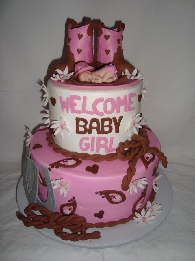 Shelly! check this out!!!! ..... cute!  Cowgirl Baby Shower — Baby Shower