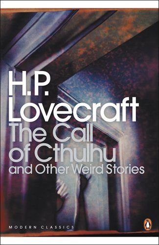 The Call of Cthulhu and Other Weird Stories (Penguin Modern Classics) by H P Lovecraft http://www.amazon.co.uk/dp/0141187069/ref=cm_sw_r_pi_dp_nyX-vb0ETJX57