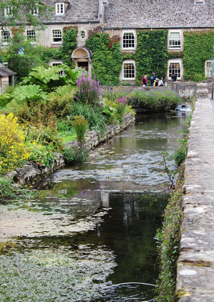 Burton On The Water - Bibury Trout Farm on the B4425 - Another place in the cotswolds! @Emily Schoenfeld Schoenfeld Schoenfeld Wilson @Dara Skolnick Skolnick Skolnick Kordulak