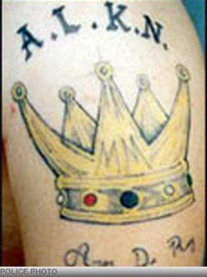 41 best images about latin kings on pinterest for Five points tattoo