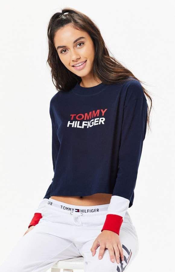 e46f320572a17 Tommy Hilfiger Skimmer Sleep T-Shirt