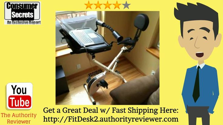 FitDesk v2.0 Desk Exercise Bike Review - https://www.youtube.com/watch?v=vL8aAjYvbtk - FitDesk v2.0 Desk Exercise Bike with Massage Bar Review - Pay Focus On the Time: If you do not absolutely have to do not overwork yourself. Resist the urge and go home. Block your program away into certain times for certain things. If you're in working and school, block out some time.  Eat Healthier: Then do not eat it, when you can prevent eating fast food. Attempt to get healthful foods like vegetables.