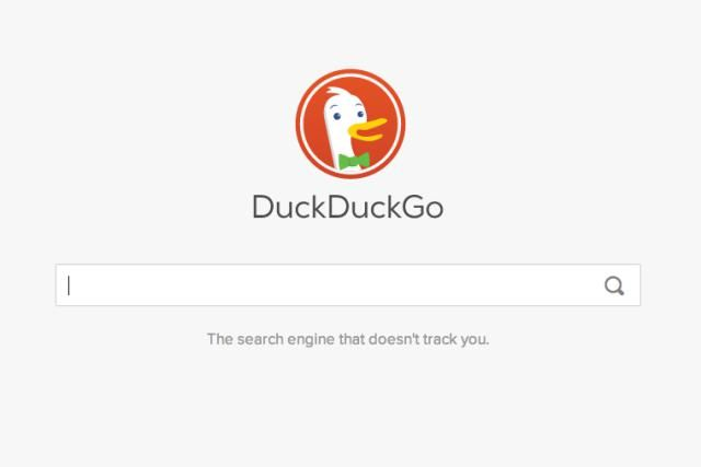 10 Easy-to-Use Search Engines You Should Try: Duck Duck Go