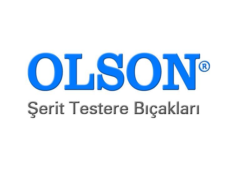 Olson Basato 1 ( Basa 1) İçin Şerit Testere Bıçağı WB375144H