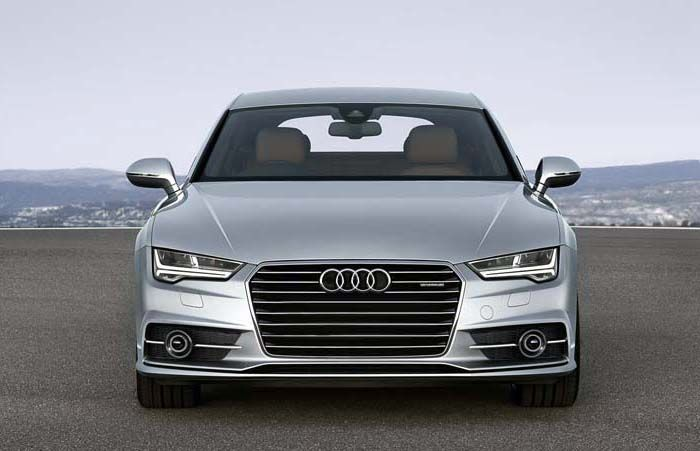 2018 Audi A7 overview