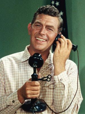 Andy Griffith...My favorite TV show!