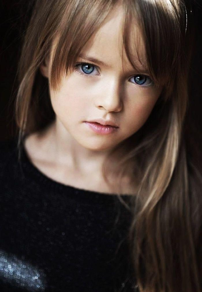 Conheça Kristina Pimenova: A criança eleita a mais linda do mundo