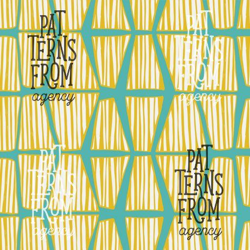 Granny's Attic – Matches by Noora Hattunen  #patternsfromagency #patternsfromfinland #pattern #patterndesign #surfacedesign #printdesign #noorahattunen