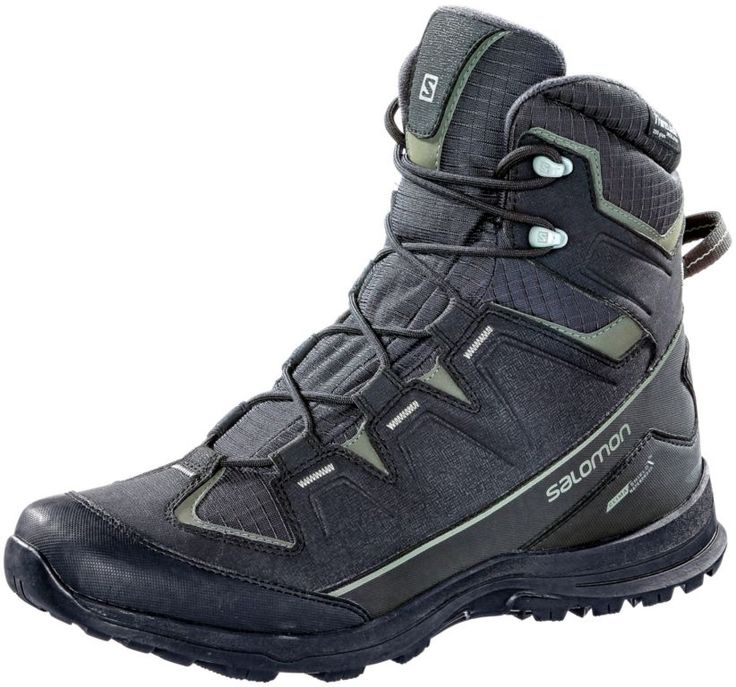 #Salomon #Scory #Winterschuhe #Herren #anthrazit
