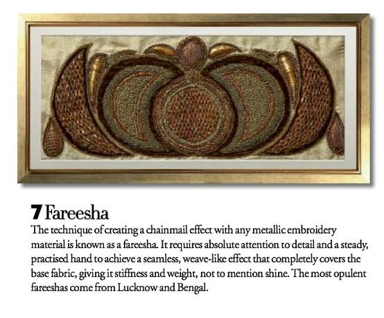 Exquisite Embroideries- FAREESHA