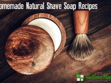 Homemade natural shave soap recipes 365x274 Homemade Shaving Soap Recipe