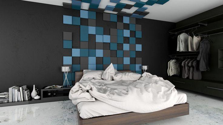 Wir bieten verschiedene Akustikdecken um die Raumakustik Ihrer Räume zu verbessern. Sonaspray die Zellulose Akustik für verschiedene Anwendungen.