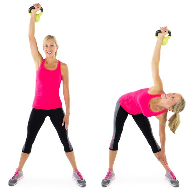 Exercise Kettlebell Overhead Windmill Modified: 155 Best Fitness Images On Pinterest