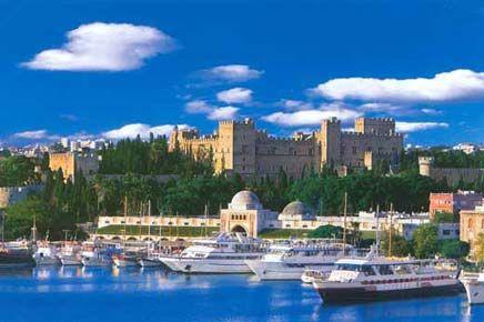 #Rhodes - #Aegean #Islands