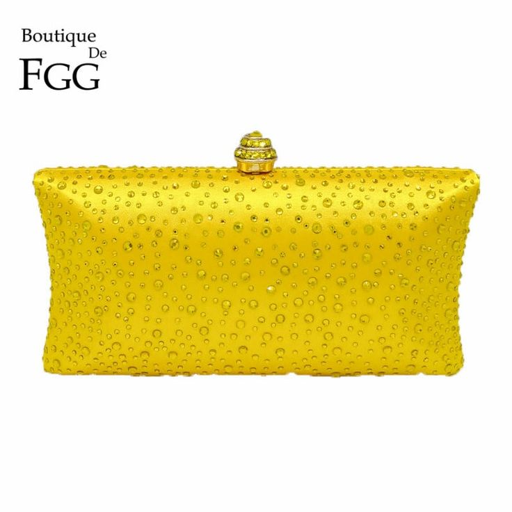 Ladies Sparkling Crystal Special Evening Clutch Purse //Price: $33.95 & FREE Shipping //     #fashion