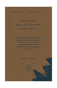 "14/03/2017 Entrevista a Nuria Labari sobre su libro ""Cosas que brillan cuando están rotas"" izenburudun liburuaren inguruko elkarrizketa Nuria Labariri."