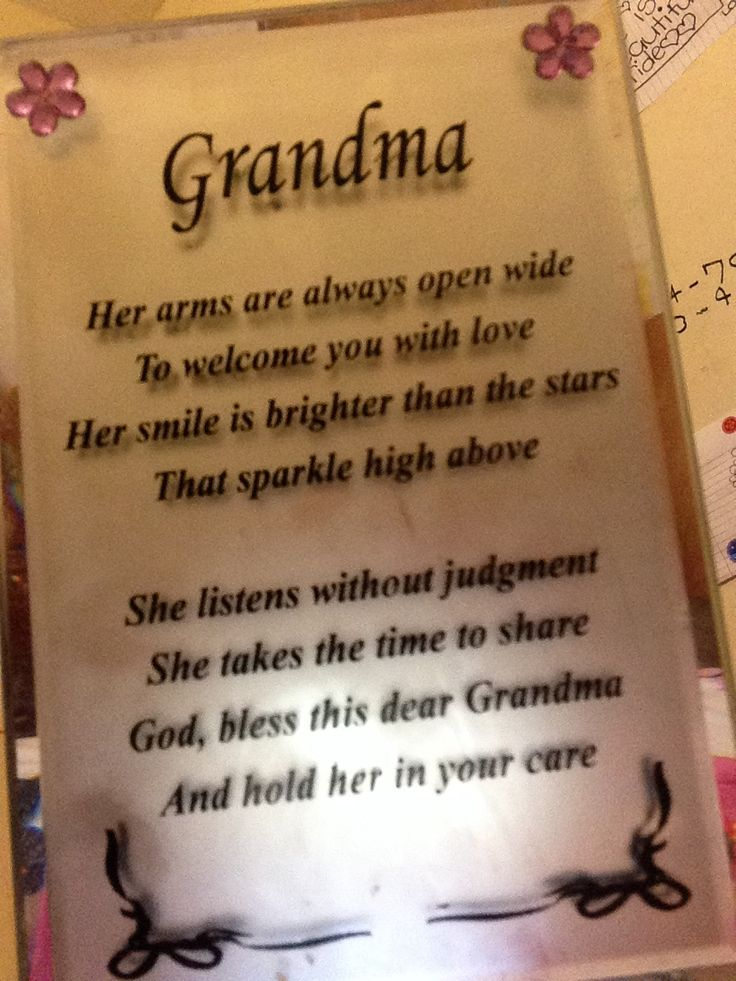 4 of the Best Funeral Poems for Special Grandma [Why?]