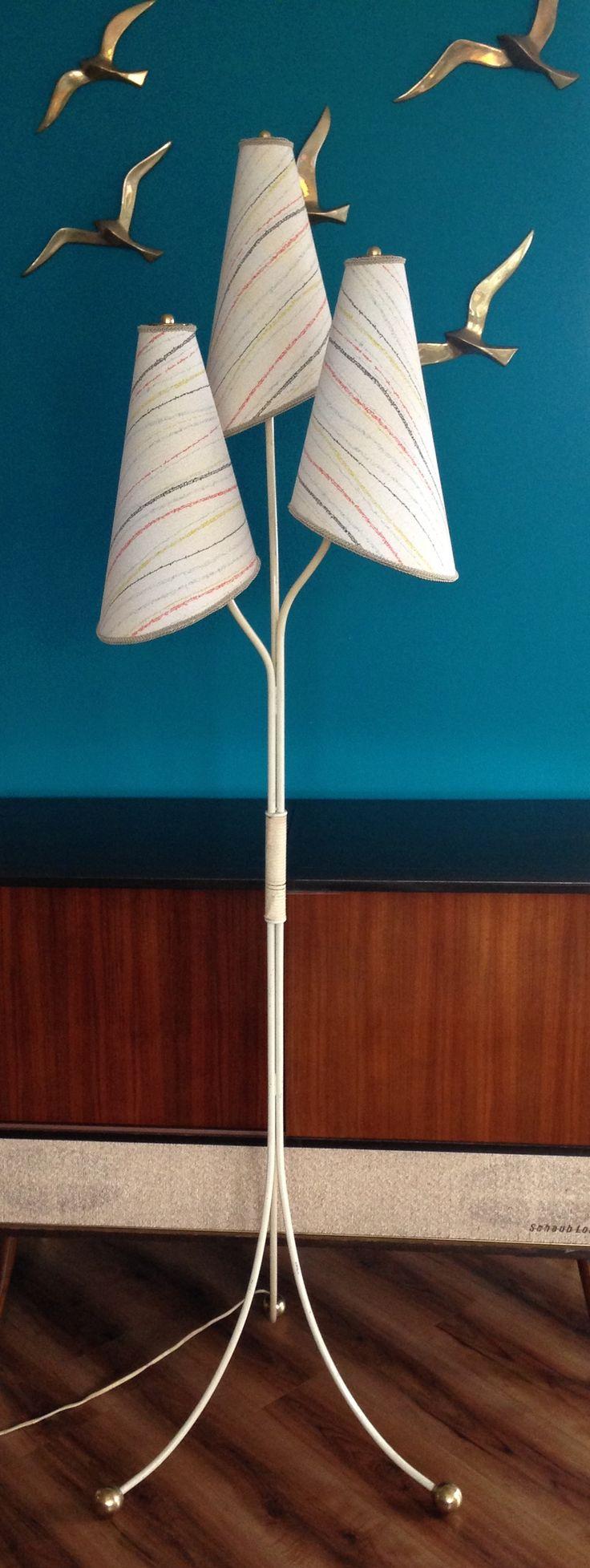 56 besten 50er jahre lampenschirme für tütenlampe Pastell Punkte ...