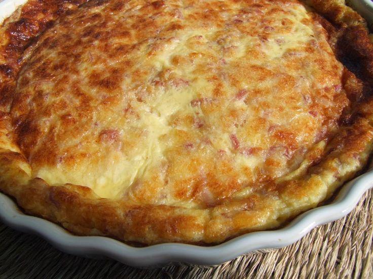 2SP/tranche  29SP pour la quiche entière          Ingrédients    3 œufs  90 g de jambon dégraissé  200 ml de lait écrémé  100 g de fromage râpé à 20% de MG  100 g de farine        Préparation    Préchauffer le four à 200°.  Casser les œufs dans un plat et