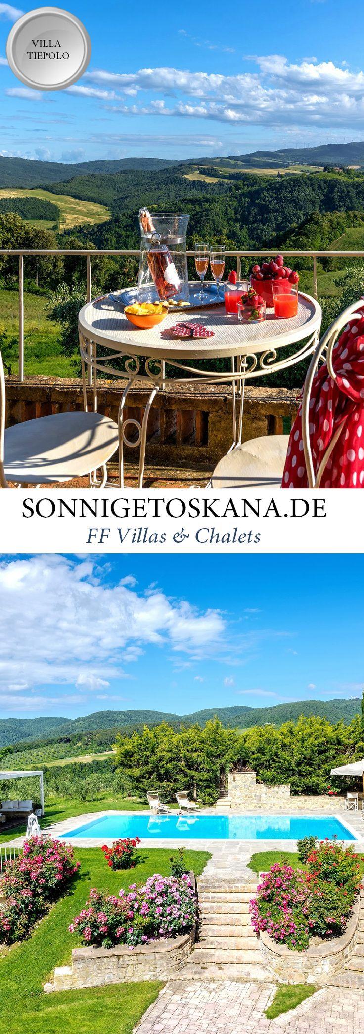 Ferienvilla Ferienhaus www.sonnigetoskana.de || Villa Tiepolo || Toskana, Provinz Pisa bei Chianni, 7 Schlafzimmer, Privater Pool. Die Villa Tipeolo liegt bei dem charmaten Ort Chianni in der Toskana in der Region Pisa. Es ist eine gediegene, grosszügige Villa mit privatem Pool, die für bis zu 14 Personen grosszügig Platz bietet. #Toskana #Ferienhaus #Casalio #Urlaub #Reisen #Villa #SonnigeToskana #Luxus #VillaTiepolo