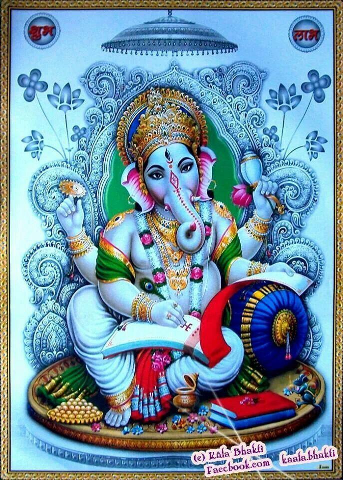 Lord Ganesh I worship thee_Om Namo!