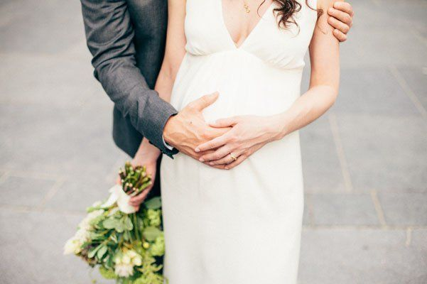 Maternity Wedding Gown: 1000+ Ideas About Maternity Wedding Dresses On Pinterest