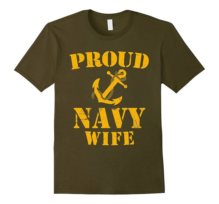 Proud Navy Wife T-shirt US Navy Military T-shirt https://www.fanprint.com/stores/sons-of-anarchy?ref=5750
