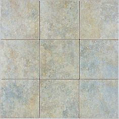"Anatolia Tile & Stone 4""x4"" Pietra Safari Porcelain Tile (50 pcs / 5.38 sqft per box) 