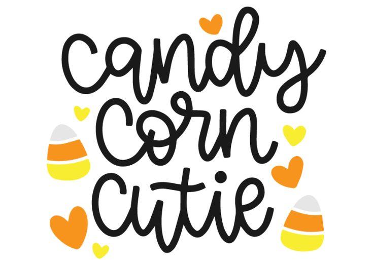Download Candy corn cutie   Candy corn, Cricut, Baby svg