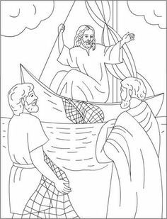 sunday nursery coloring book for children | Nicole's Free Coloring Pages: Jesus Loves Me * Bible coloring pages