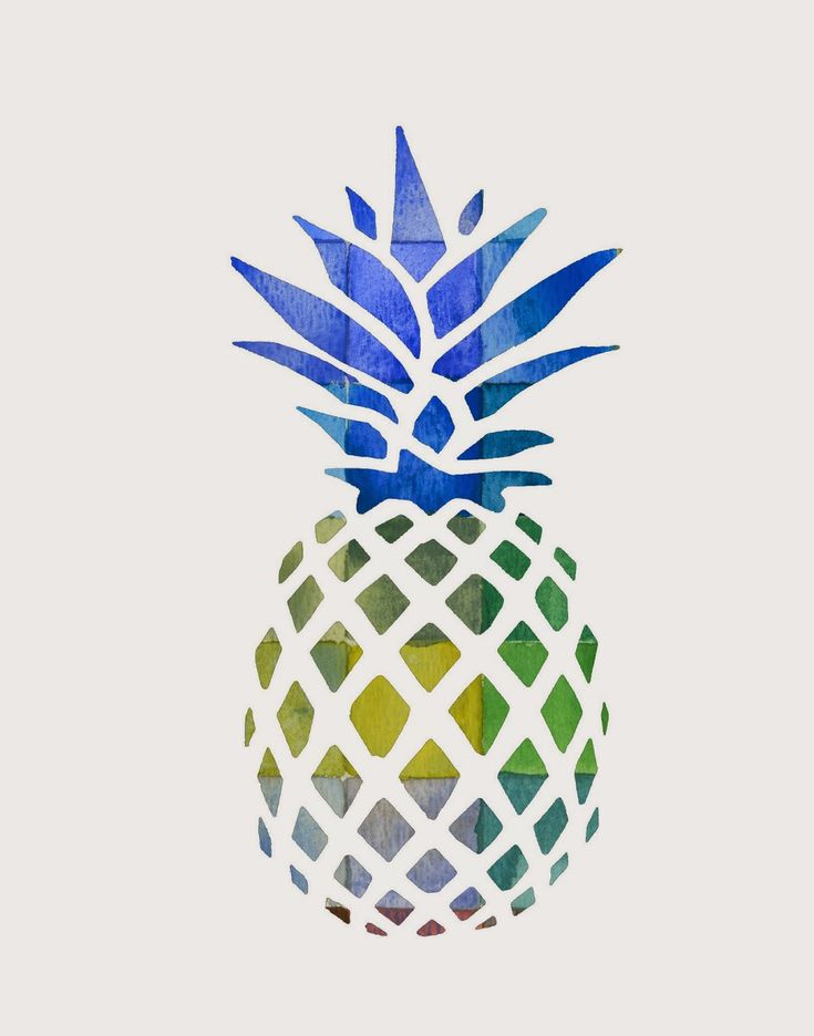 Pineapple Print and FREEBIE | Sisters, What!